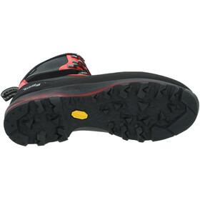 Hanwag Ferrata II GTX Zapatillas Hombre, black/red